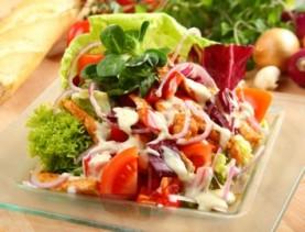gyros salata